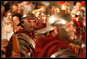 Roman soldier by zvina