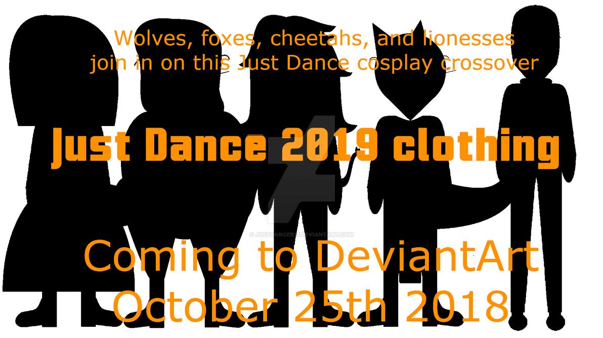 Coming October 2018 (Sept./Oct. ver) by JustDancer13