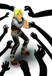 Gates by Naruto-No-Dobe