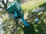 BMO Adventure time :3