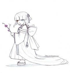 Mikuni-sama by Odire-san