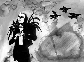 Brian Eno by prolactine