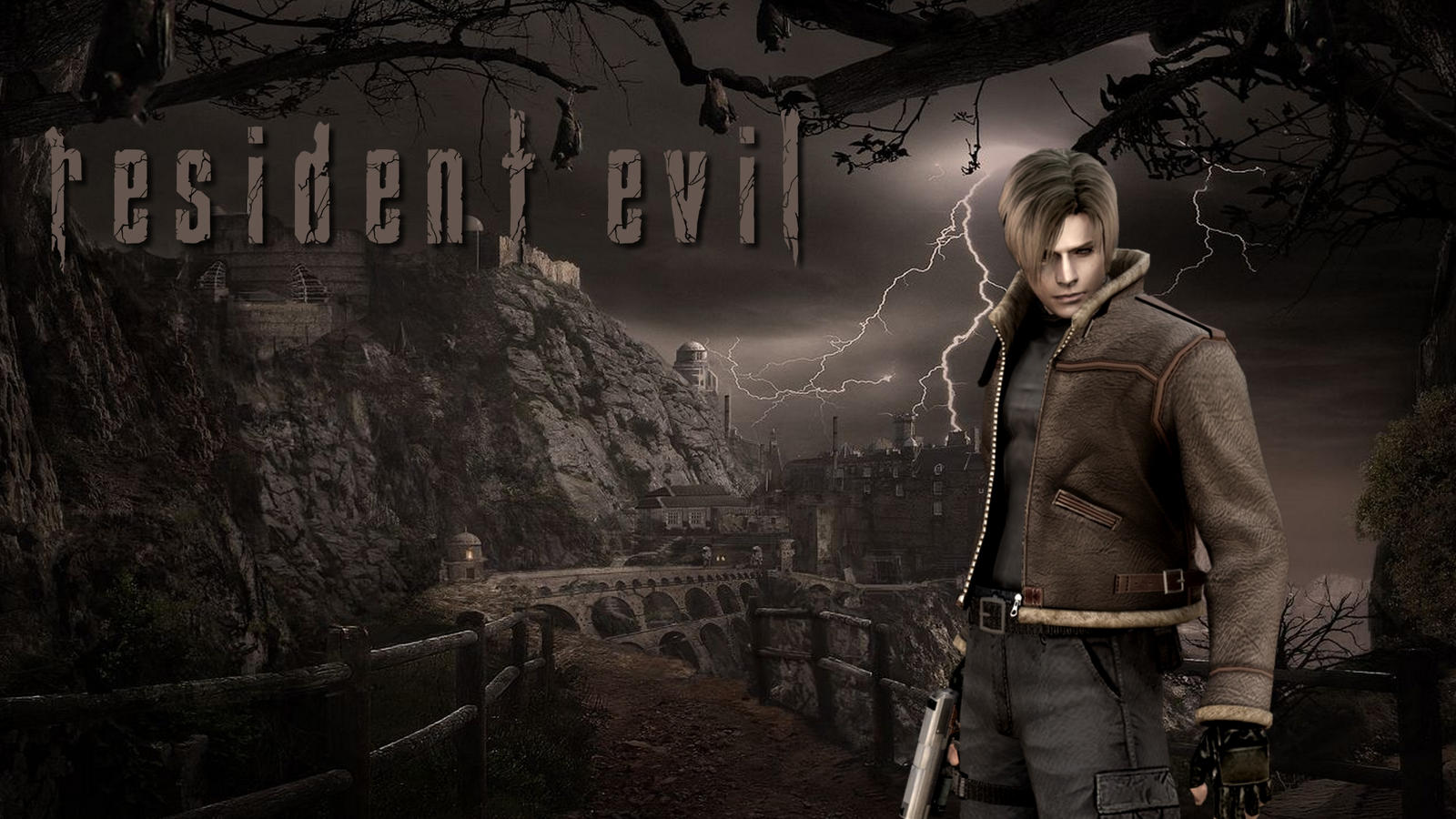 Resident Evil 4 Wallpaper By Utopya6 On Deviantart