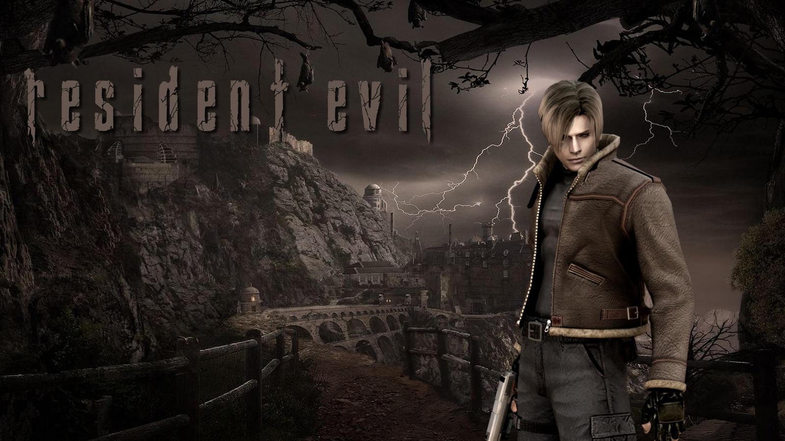 Resident Evil 4 Wallpaper By Utopya6 On Deviantart