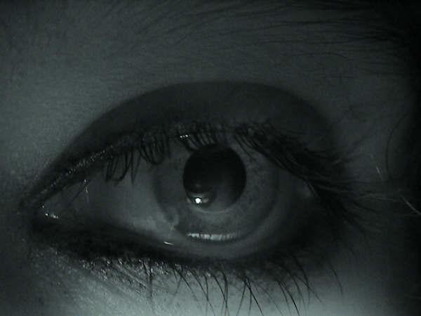 My freaking eye by deicida
