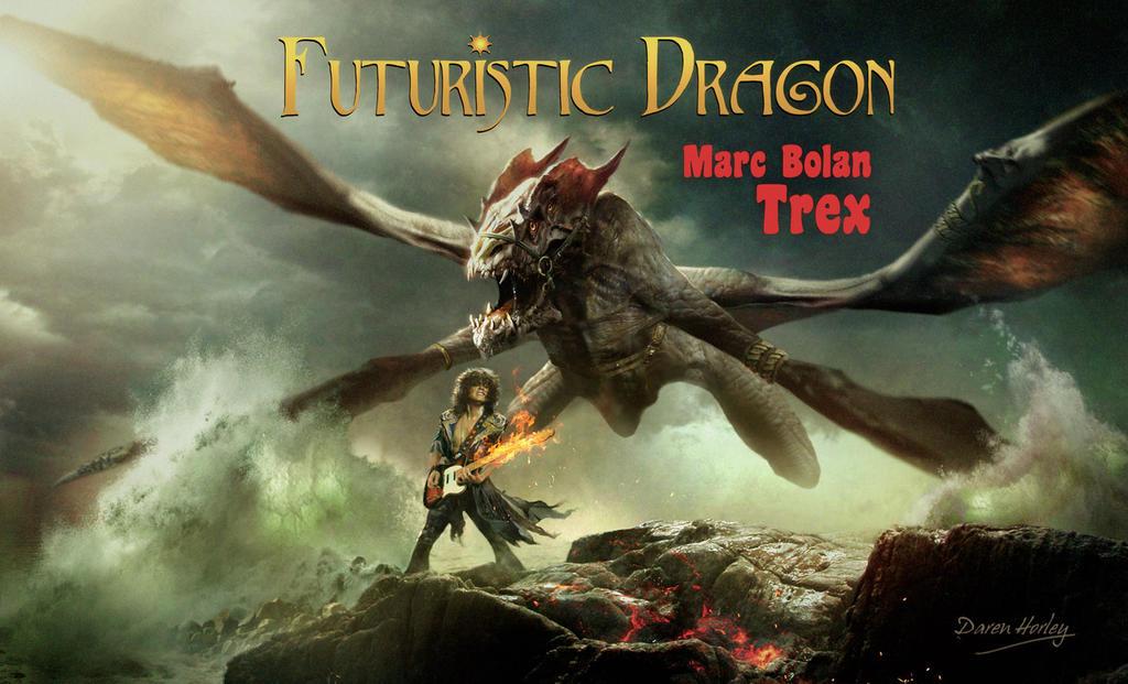 Carátulas con bichos ABOMINABLES. Marc_bolan_trex__futuristic_dragon_graded_by_darenhorley-d6ukmgj