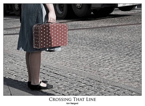 Crossing that line