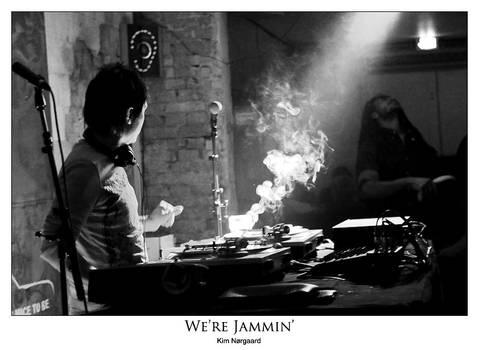 We're Jammin'