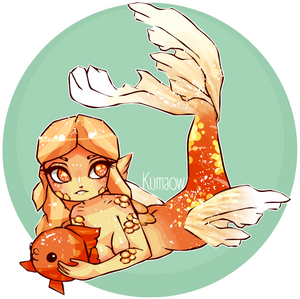 Dippy the Goldfish Mother