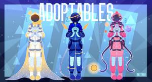 Among Us Adopts! | SOLD 0/3| #4