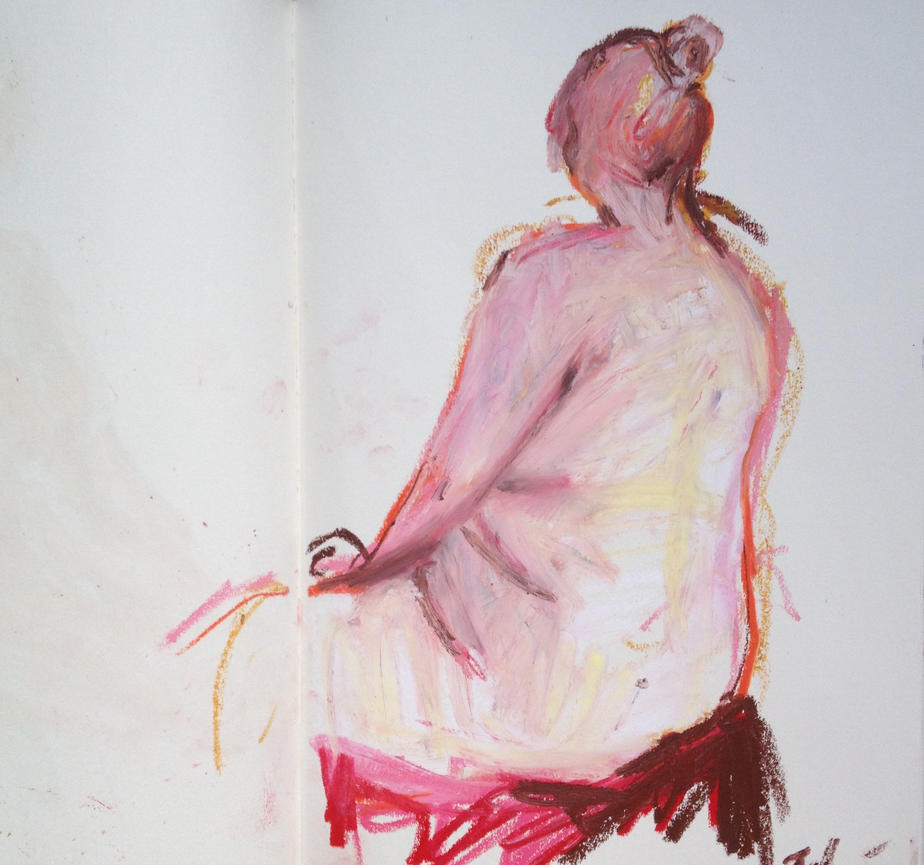 Sigrid in my sketchbook 2 by Anipo