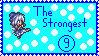 Touhou: Cirno Stamp by GattaForte