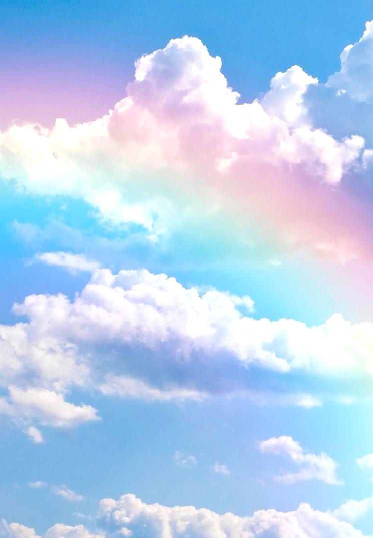 Clouds And Rainbows - Custom Box BG .:F2U:. by Queen ...