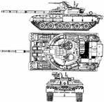 Type 71-400 MBT
