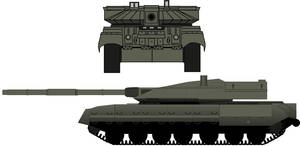 Type 74-600 MBT