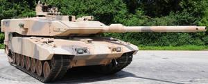 Type 77-13 MBT