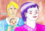 DeiHina Family Contest Entry by UniHeart