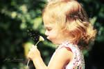 Little girl dream