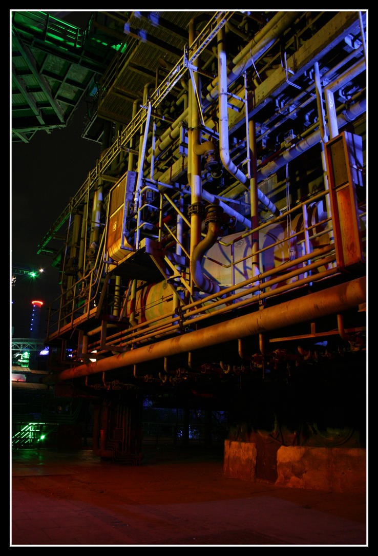 blast furnace by quasiohnemodo