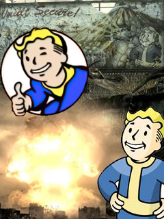 Fallout 3 Collage by Cochran-BananaHands