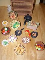 Mini kitchen stuff by kayanah