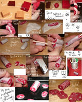 How to make meat with Sculpey by kayanah