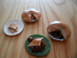 Chicken and Meat Pies by kayanah
