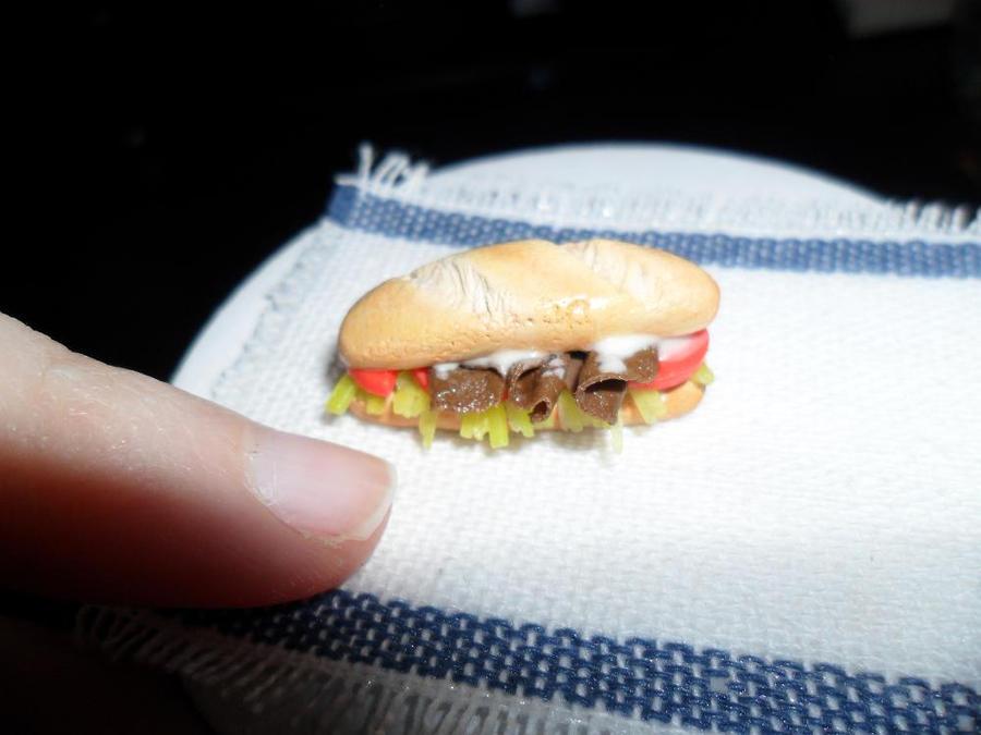 Submarine Sandwich by kayanah