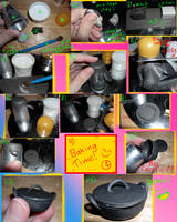 Cooking Pot Tutorial by kayanah