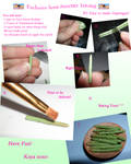 Exclusive Semi-Sweeties Tutorial: Asparagus
