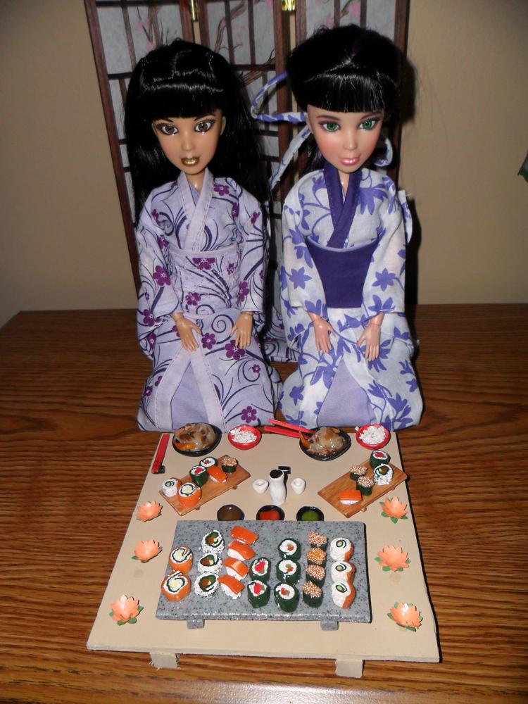 Japanese Setting 2 by kayanah