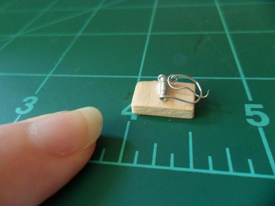 Mini Mousetrap by kayanah
