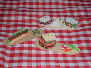 Sandwiches Challenge