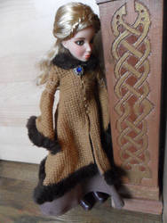 Eowyn's Coat by kayanah