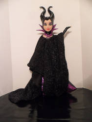 Maleficent #1 by kayanah