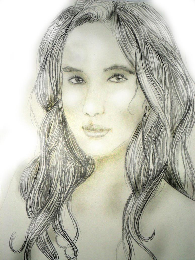 Portrait touchups by kayanah