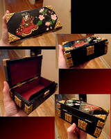 Asian Lacquered Box Style by kayanah