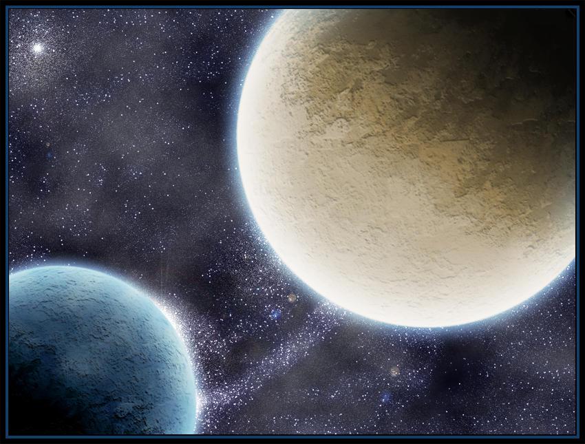 Celestial by Redandwhite