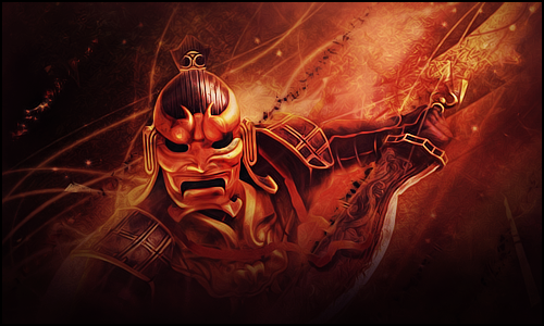 samurai by robgee789