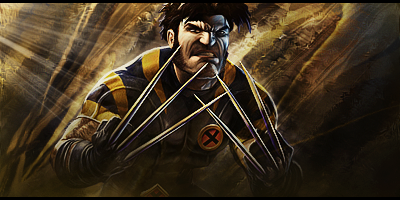 wolverine by robgee789