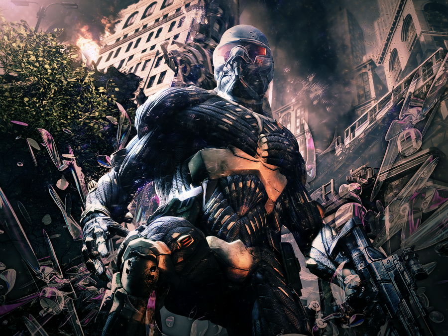 Crysis Wallpaper By Robgee789
