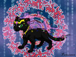 Digimon Advent - Panteramon the panther digimon
