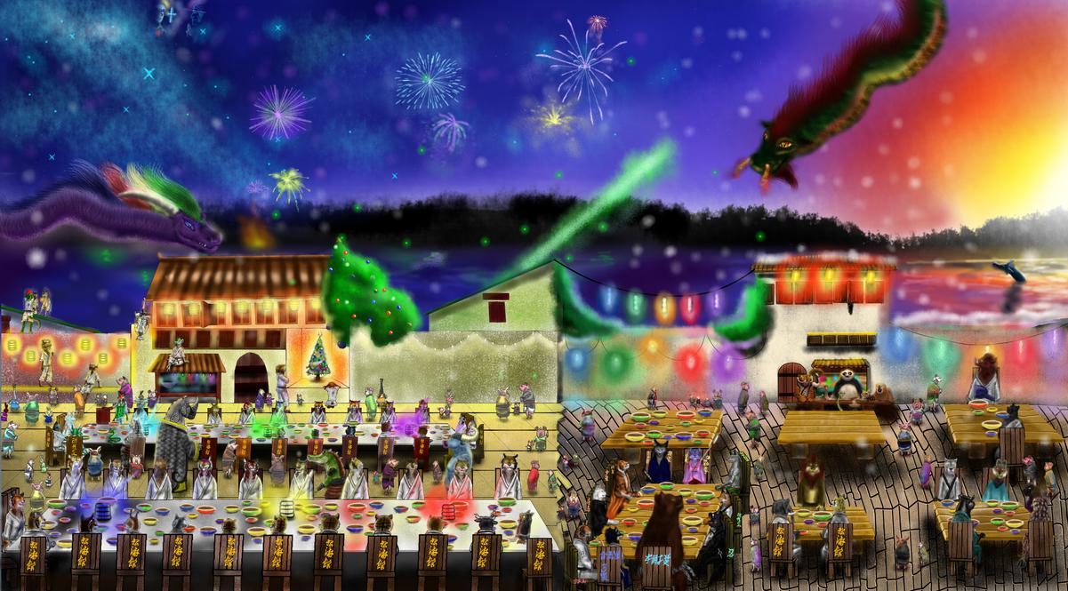 Navidad by xZENFOXx