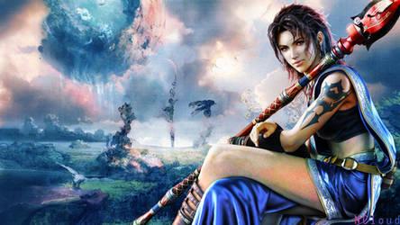 FinalFantasyXIII Fang 3 by NaughtyBoy83
