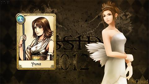 Dissidia 012 Yuna 2 by NaughtyBoy83