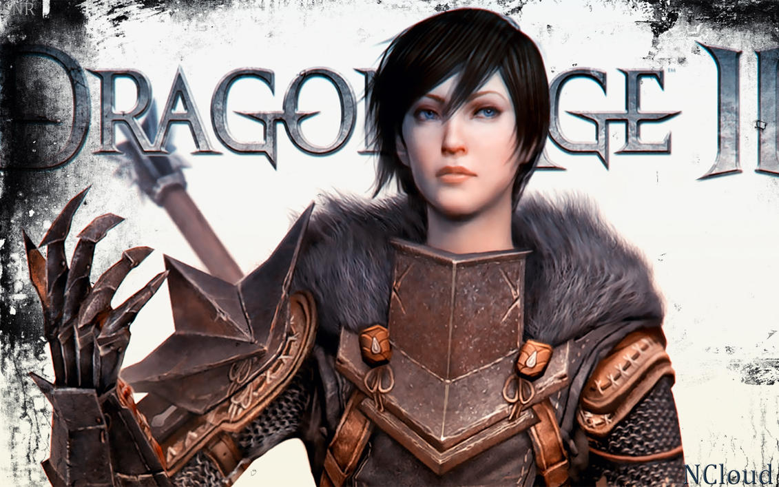 Dragon Age 2 Female Hawke by NaughtyBoy83