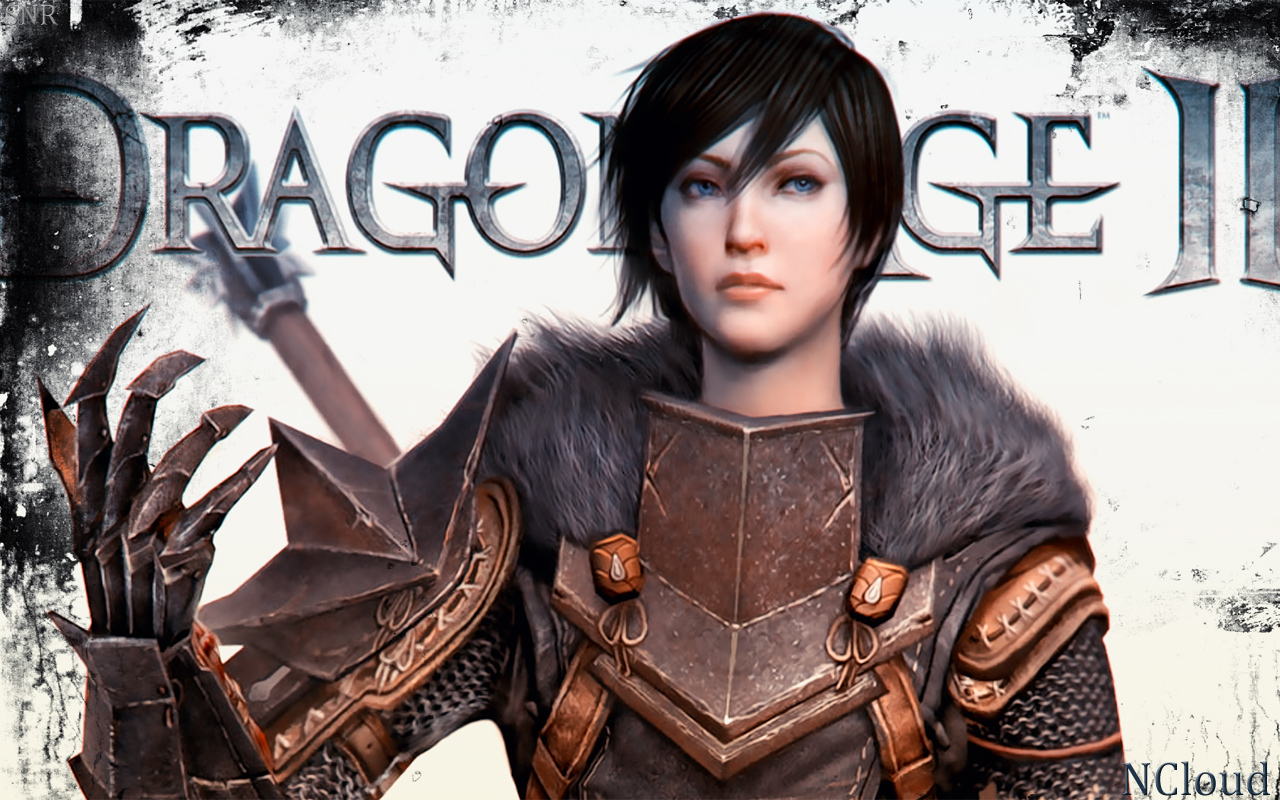 Dragon Age 2 Female Hawke by NaughtyBoy83