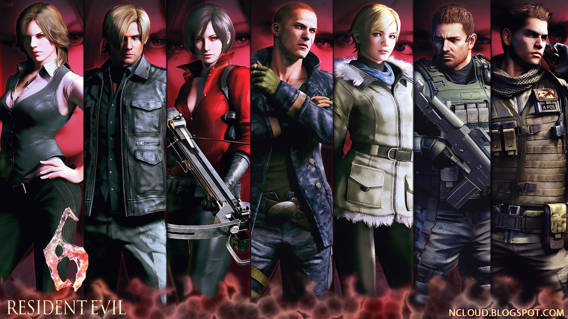My Resident Evil 6 Wallpaper 6