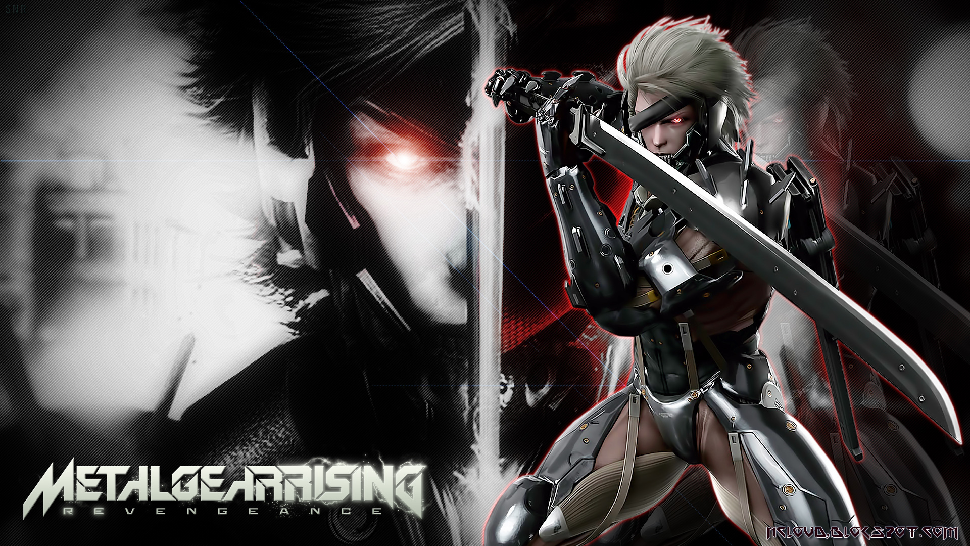 Anime metal music my metal gear rising wallpaper