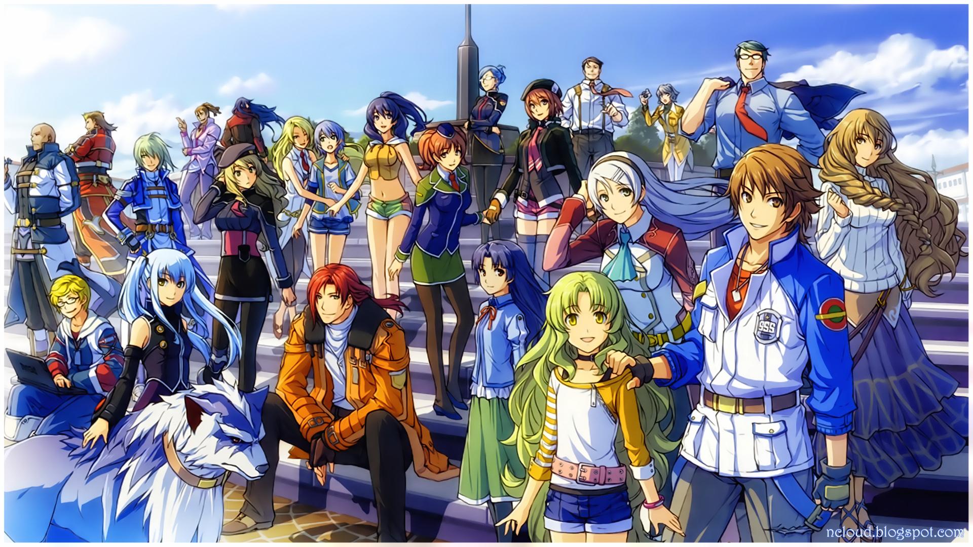 The Legend Of Heroes Ao No Kiseki Evolution Análisis